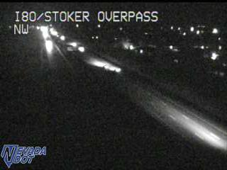 I-80 at Stoker Overpass