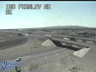 I-80 at Fernley N E