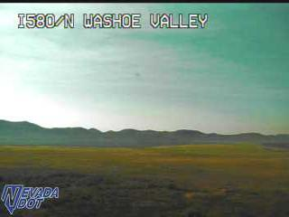 I-580 at N Washoe Valley