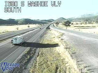 I-580 US395A at S Washoe Valley