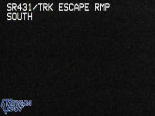 SR431 at Truck Escape Ramp