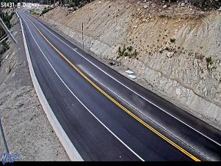 Mt. Rose Highway at Summit
