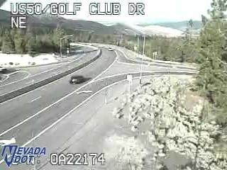 US395 at Holbrook Jct