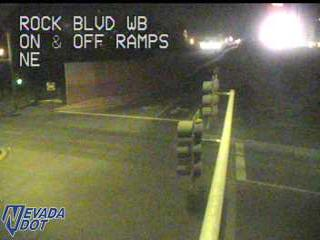 Rock Blvd at I-80 WB Onramp