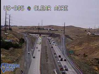 US-395 at Clear Acre Ln