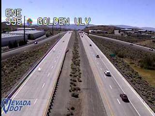 US395 at Golden Valley Rd