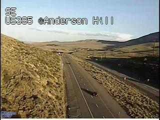 US395 at Anderson Hill
