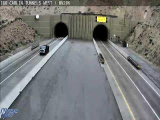I-80 Carlin Tunnel (West Portal)